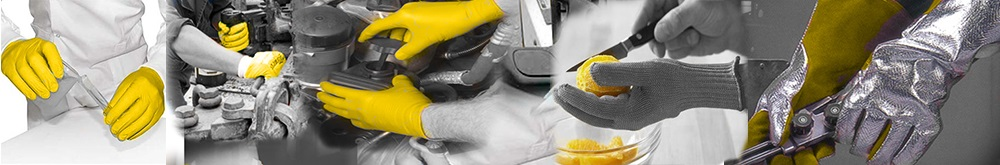 Safety gloves - Ergotrade Kft.