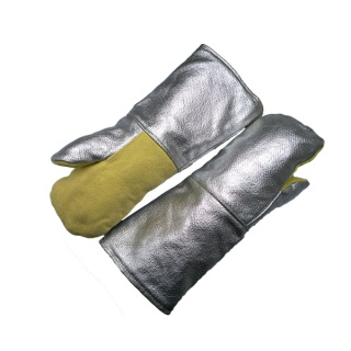 Aramid/Aluminium Coated Glove (up to 1000°C) - Ergotrade Kft.