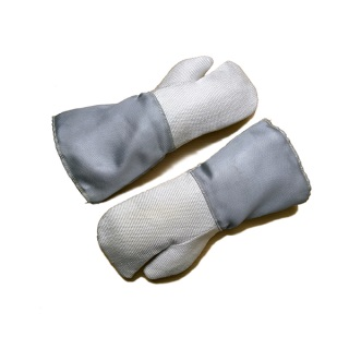 HT Fibre-Glass Fabric Glove (up to 1100°C) - Erggotrade Kft.