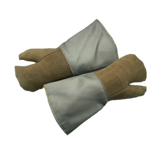 HT-Glass Fabric Glove (up to 900°C) - Ergotrade Kft.