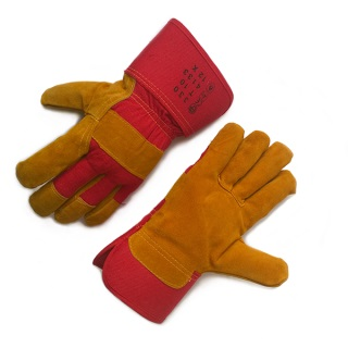 Thermal Protection Rigger Glove - Ergotrade Kft.