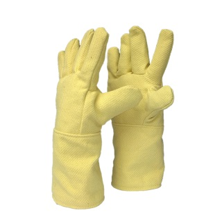 Aramid Woven Fabric Glove (up to 500°C) - Ergotrade Kft.